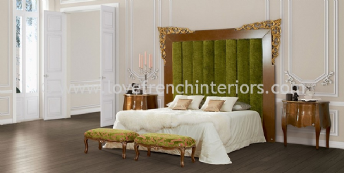 Venezia Bedroom Collection in Brown
